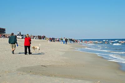Carolina Beach Polar Plunge