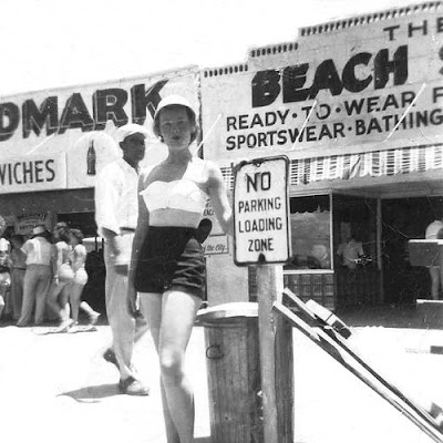 Carolina Beach Boardwalk Vintage