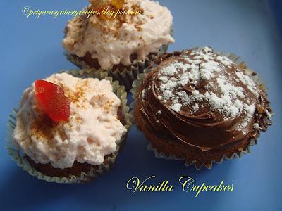 DSC06746 - Vanilla Cup Cakes