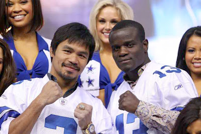 Clottey vs Pacquiao