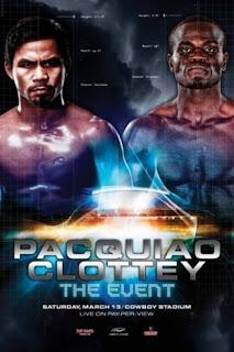 Pacquiao vs Clottey