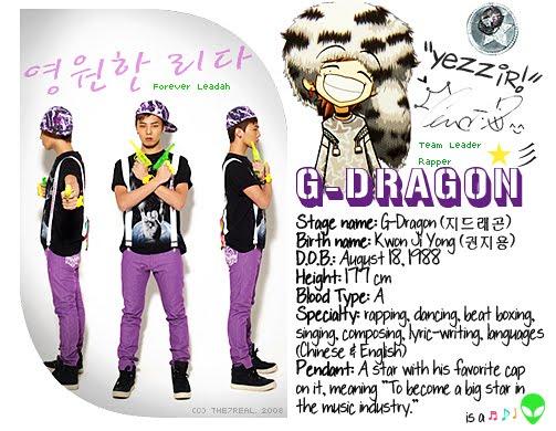 korea in my mind  big bang profile
