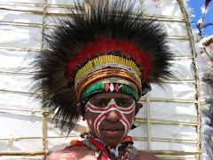 Dancer, Garoka, PNG