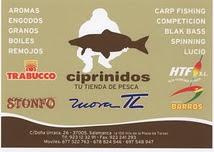 CIPRINIDOS TU TIENDA DE PESCA