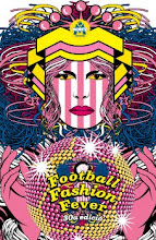 Football Fashion Fever. 11 de juliol 2010