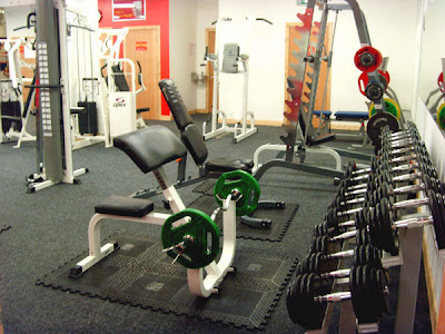 Gyms with Free weights area in Dublin