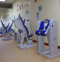 Castle Leisure Club Gym