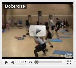 Boxercise Class
