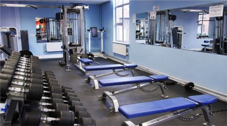 The Fitness Dock Gym