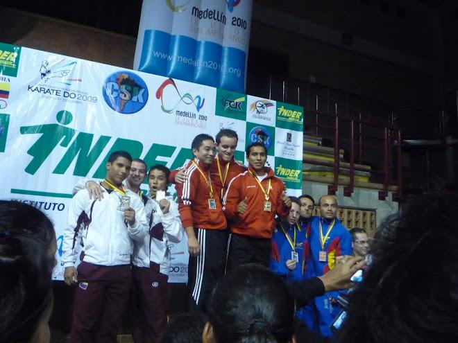 Campeonato Sudamericano Colombia 2009