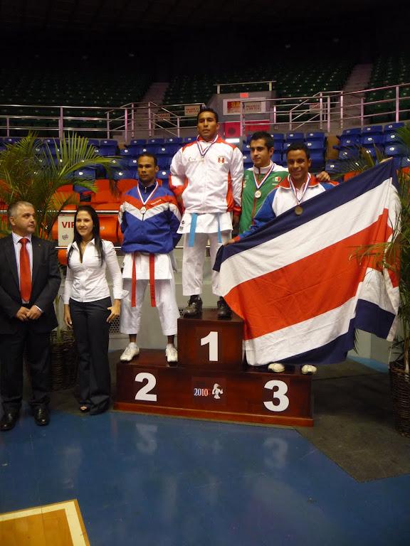 OPEN DE LAS AMERICAS 2010