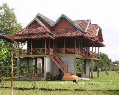 rumah villa murah