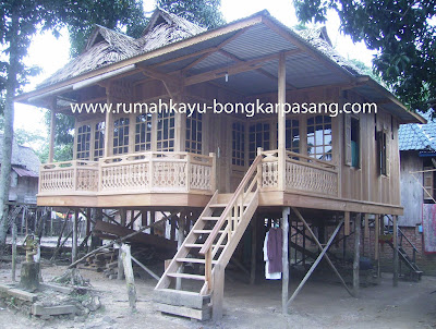 rumah knock down type 52