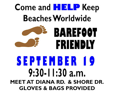 Ogden Dunes Environmental Advisory Board Odeab Volunteer For September 19 Beach Clean Up