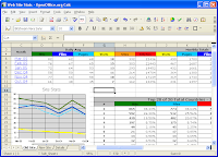 openoffice calc screenshot