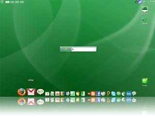 gOS screenshot