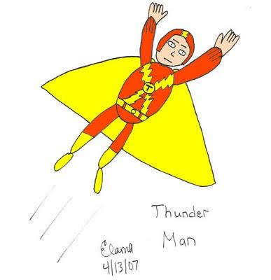 Thunder Man