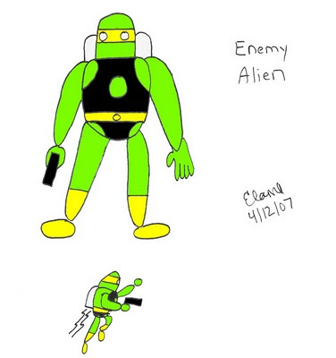 Enemy Alien