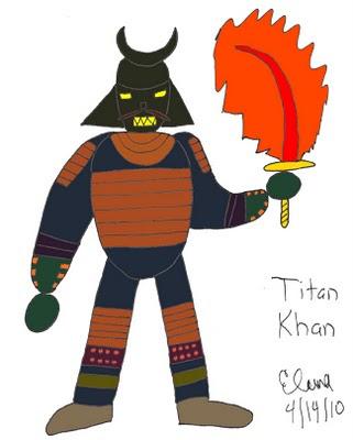 Titan Khan