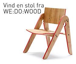 VIND EN BØRNESTOL FRA WWW.WEDOWOOD.DK