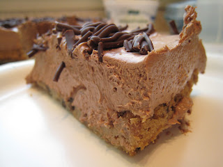 Cheesecake and Chocolate Chip Cookie Dough