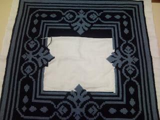 tapete arraiolo azul 4