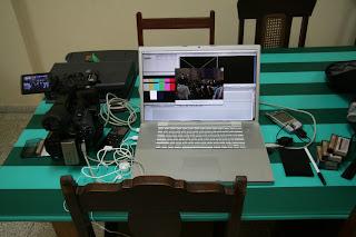Editing in Cuba