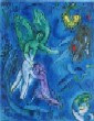 Jacob Wrestling with the Angel Chagall