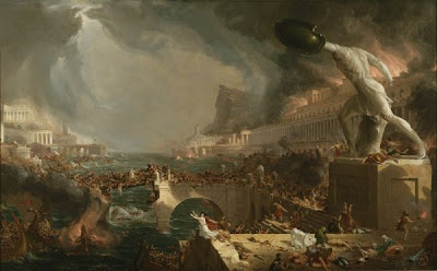 Thomas Cole Destruction