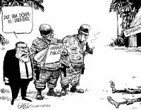 Robert Mugabe Zimbabwe Globe Gable