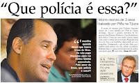 João Roberto Amorim Soares, Paulo Roberto Barbosa Soares, Alessandra Amorim, José Mariano Beltrame