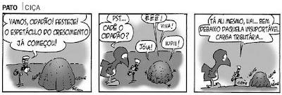 Tira, Pato, Ciça