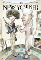 Barack Obama, New Yorker Magazine, Cover, The Politics of Fear
