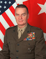 General James Logan Jones, National Security Advisor, Barack Obama, Global Warming