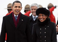 Barack Obama, Michaëlle Jean