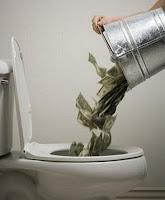 Bailout Toilet