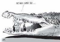 Bailout, Stimulus, Jenkins, Mark Carney, Jacaré, Alligator