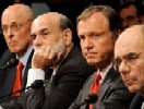 Ben Bernanke, Federal Reserve Chairman, Henry Paulson, Christopher Cox, James Lockhart