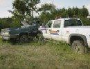 Curt Dagenais' Truck T-Boned