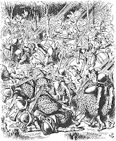 All the King's horses and all the King's men, John Tenniel