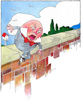Humpty Dumpty, Blanche Fisher Wright