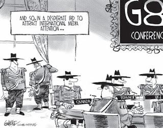 Gable, G8 Mr Dressup