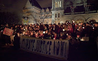 Queen's Park Candlelight Vigil
