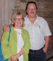 Elizabeth May, Ron Plain