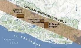 Salvador Map