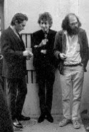 Michael McClure Bob Dylan Allen Ginsberg