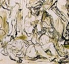 Rembrandt The Good Samaritan