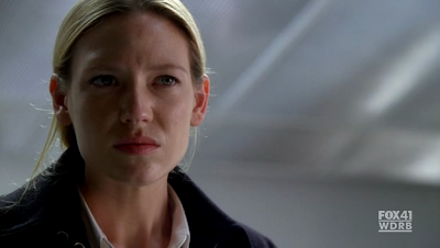 Anna Torv Face