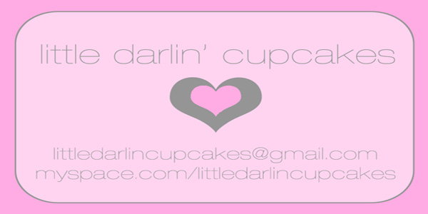 Little Darlin' Cupcakes