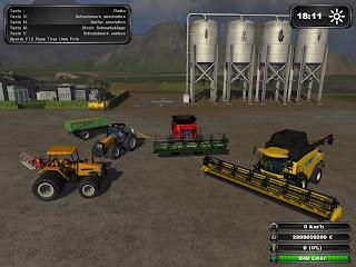 скачать моды для Farming Simulator 2009 скачать - фото 9